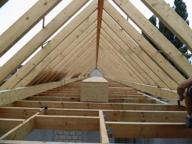 Holzbau Schilling GmbH, Dachkonstruktion
