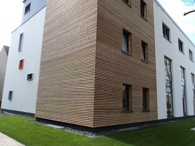 Holzbau Schilling GmbH, Projekt Projektbeschreibung...