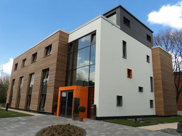 Holzbau Schilling GmbH, Projekt