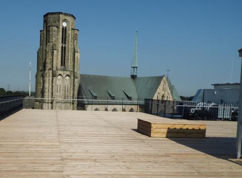 Holzbau Schilling, Zimmerei, Gelsenkirchen, Dach, Konstruktion,