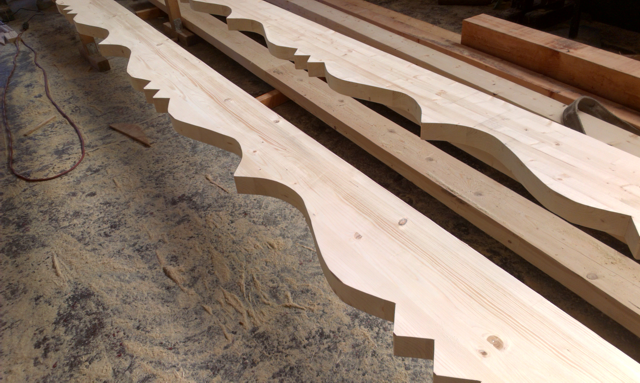 Holzbau Schilling GmbH, Sanierung